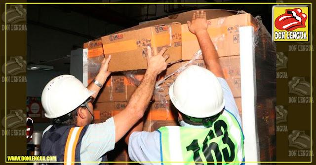 Primeros camiones con Ayuda Humanitaria están siendo cargados en Cúcuta