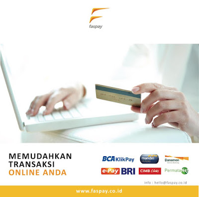 Pembayaran Online FASPAY