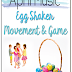 MUSIC CLASS EGG SHAKER ACTIVITIES