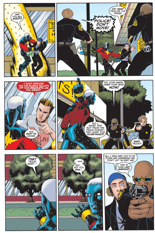 Captain Marvel (1999) Issue #1 #2 - English 11