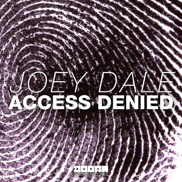 Joey Dale - Access Denied - Single  Cover