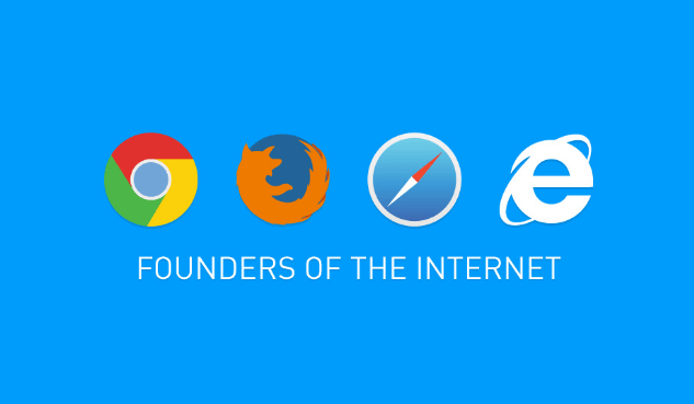 Founders Of The Internet [Infographic]
