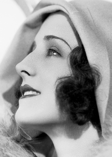 Norma Shearer by Ruth Harriet Louise, c. 1930