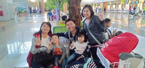 Familymoon : Trip with Keluarga Boyasah Day 1 - Kuala Lumpur