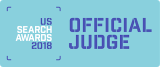 US Search Awards 2018 Official Judge