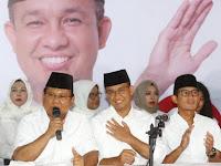 Lolos Putaran 2, Tim Anies-Sandi Langsung Gerilya Galang Koalisi