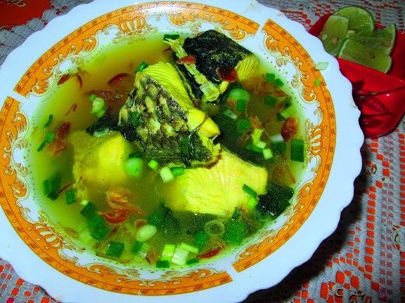 Resep Membuat Ikan Parende Kuliner Kuah Ikan Khas Buton Yang Bikin Ngiler