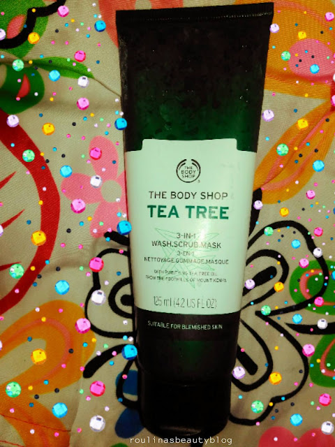 The Body Shop Tea Tree 3 In 1