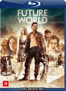 Baixar Filme Guerreiros do Futuro Dublado Torrent