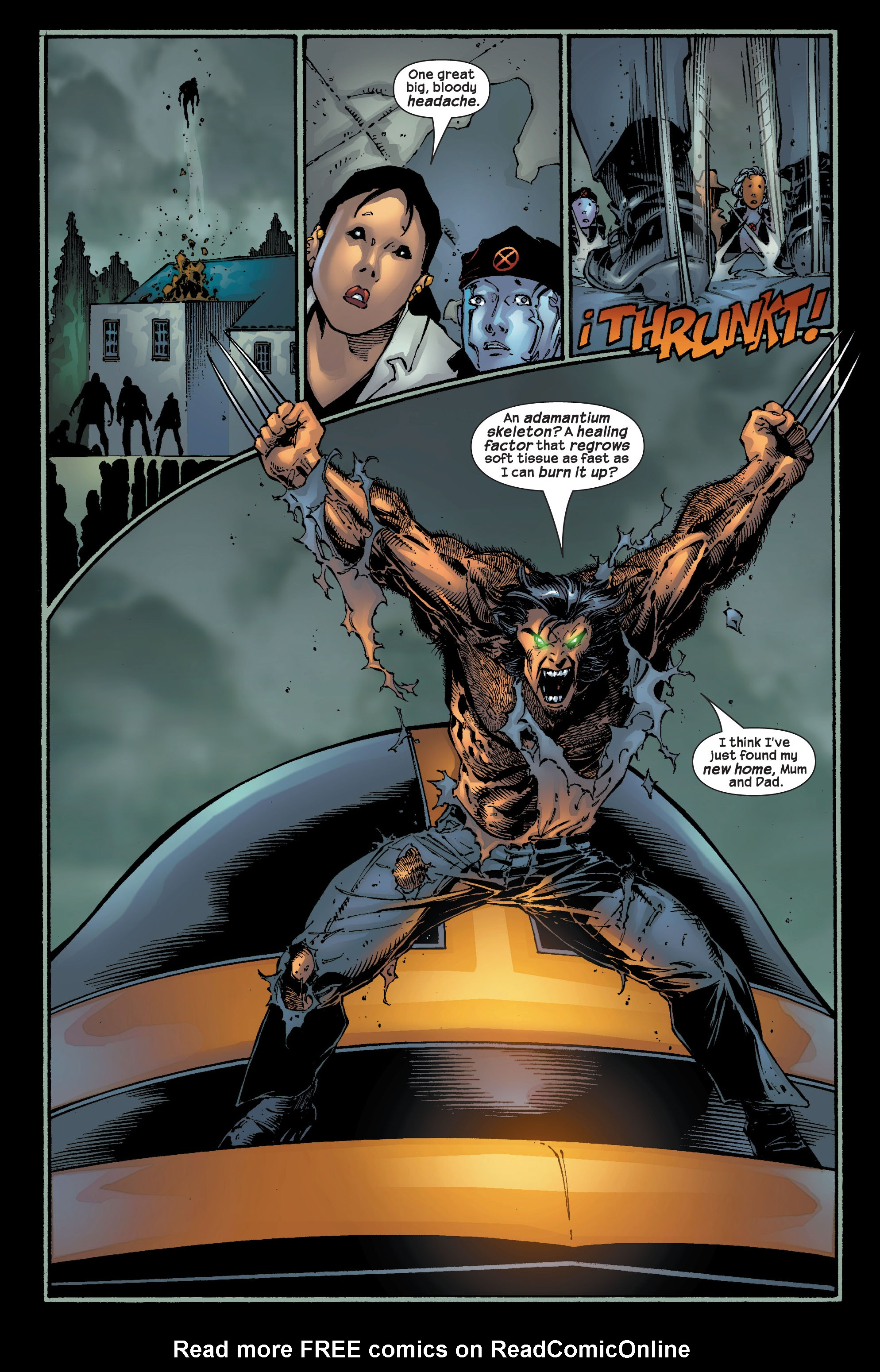 Read online Ultimate X-Men comic -  Issue #17 - 13