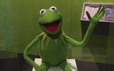 Kermit the Frog to receive new voice