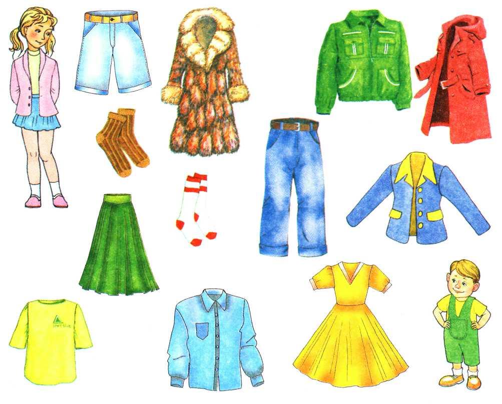 Детские рисунки вещей