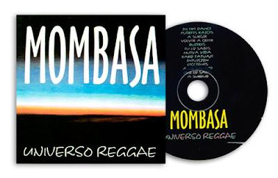MOMBASA - Universo Reggae (1998)