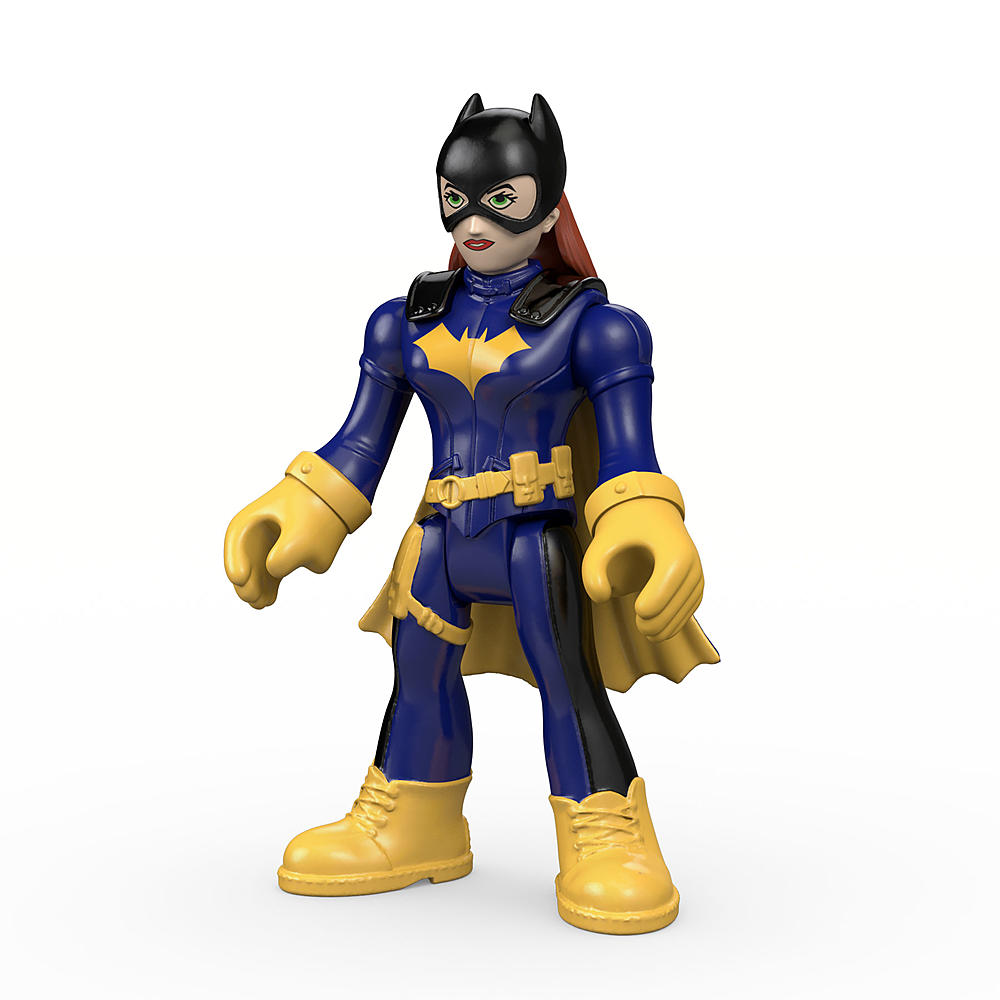 Toyriffic: Imaginext Batgirl Coming Soon (FINALLY!)