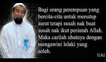 KALAM SYABAB  17 Himpunan KataKata Hikmah Ust Azhar