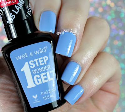 Wet 'n' Wild 1 Step Wonder Gel | I Got It From Influenster