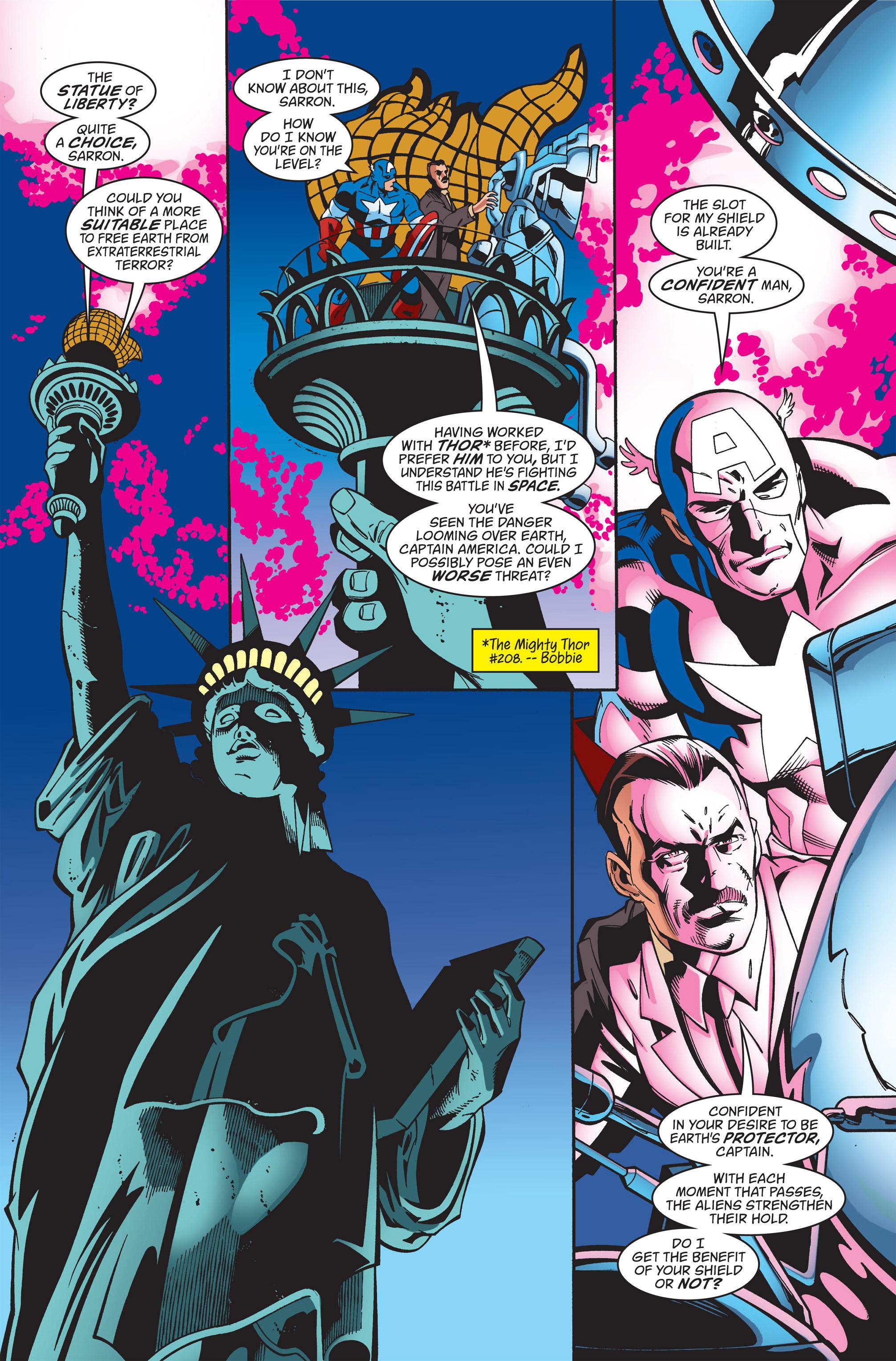 Captain America (1998) Issue #36 #43 - English 16