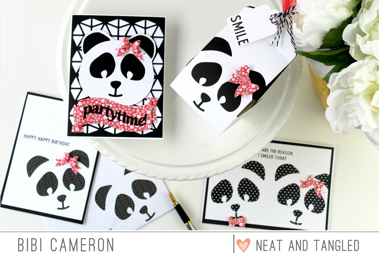 Neat & Tangled Panda Die에 대한 이미지 검색결과