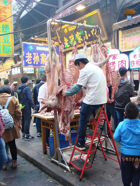 Barrio Musulman - Xián - China