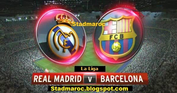Real Madrid Vs Barcelona Ziggo