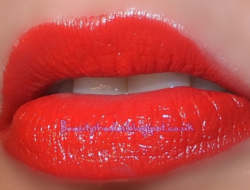 Bourjois Rouge Buzz Lipstick