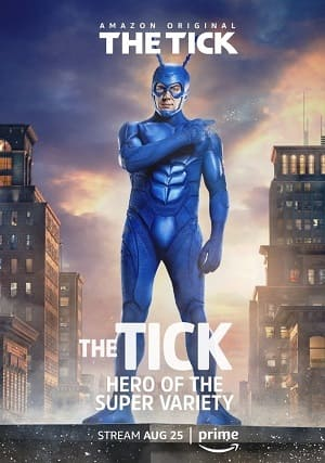 The Tick - Legendada Torrent Download