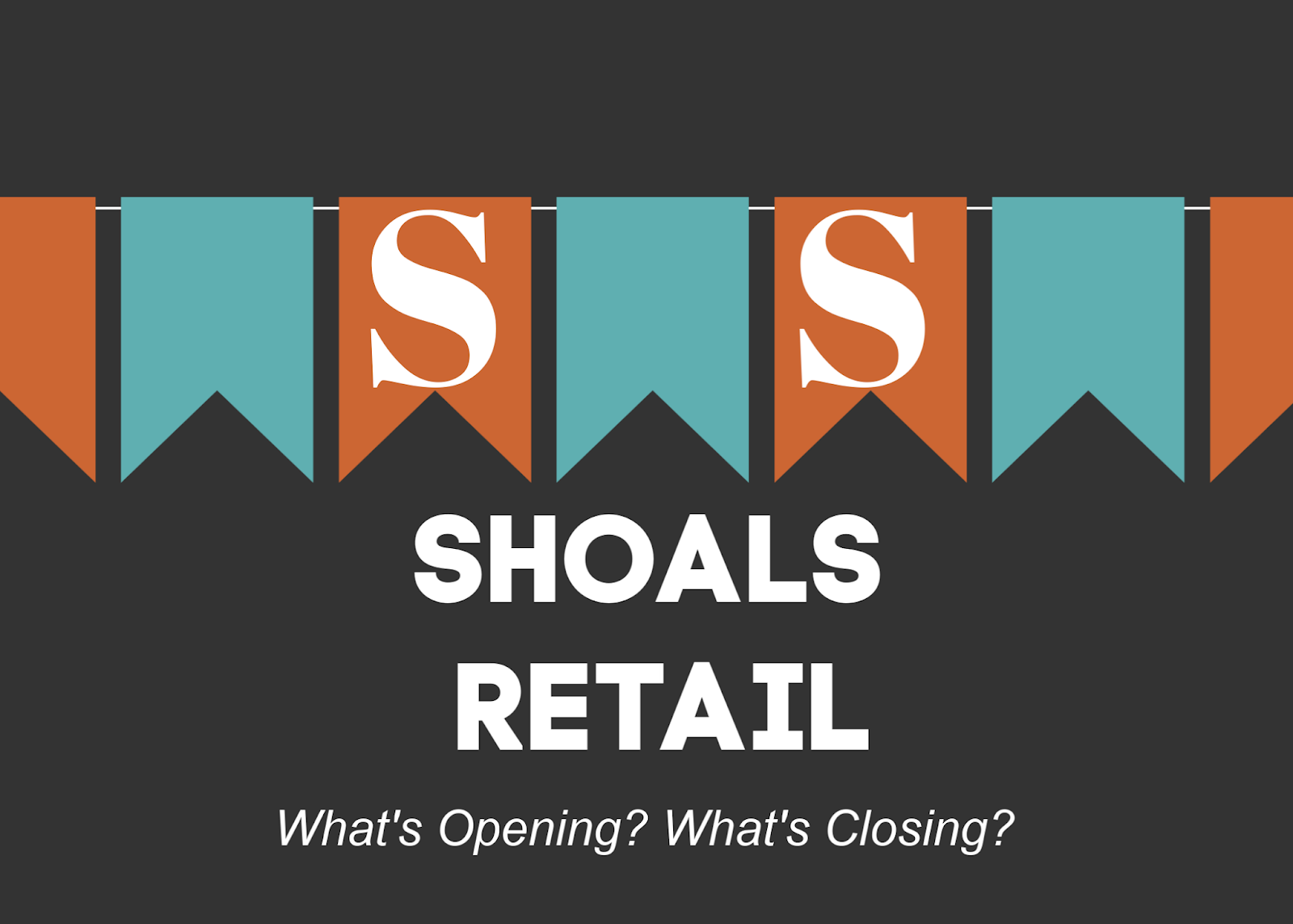 Shoalanda: The Table (Re)Turns/Family Dollar Closings