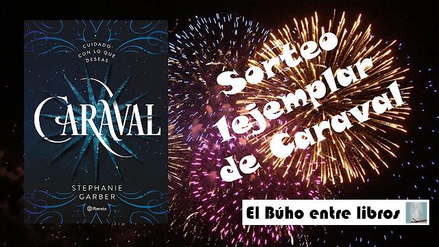 Sorteo Caraval