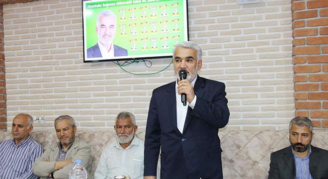 Zekeriya Yapıcıoğlu Diyarbakır Bağımsız Milletvekili Adayı