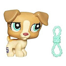 Littlest Pet Shop Singles Jack Russell (#1302) Pet