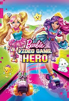 Barbie: Video Game Hero (2016) Poster
