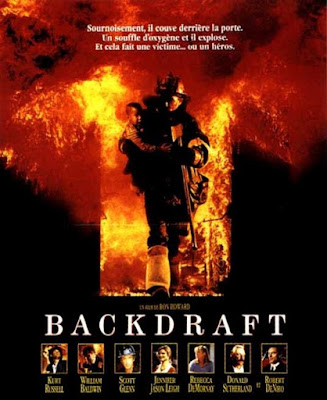 Poster Of Backdraft In Dual Audio Hindi English 300MB Compressed Small Size Pc Movie Free Download Only At worldfree4u.com