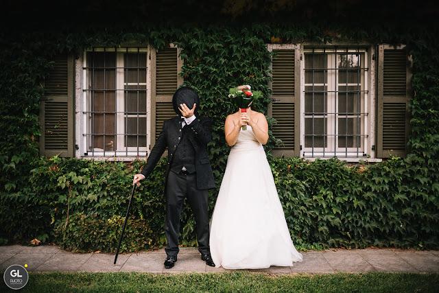 [Real Wedding] Non si è mai troppo grandi: Matrimonio a tema supereroi