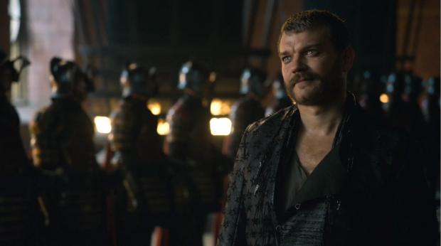 Euron Greyjoy, Game of Throne, Season 7, Episode 1
