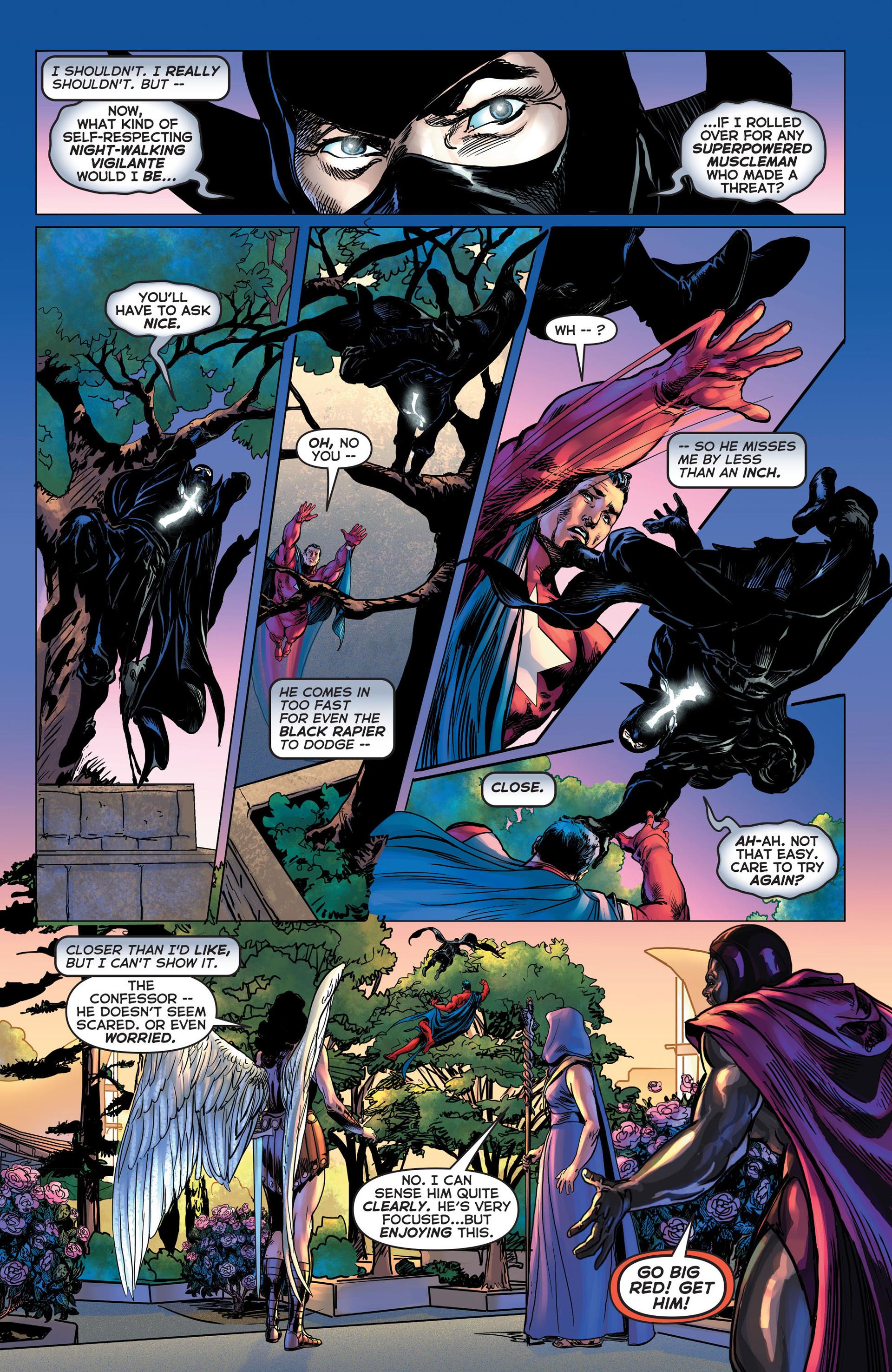 Read online Astro City comic -  Issue #8 - 10