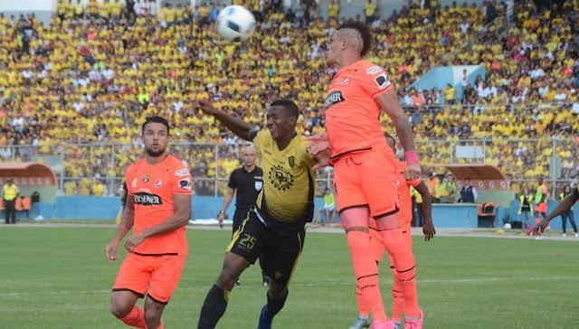Barcelona Ecuador vs Fuerza Amarilla en vivo