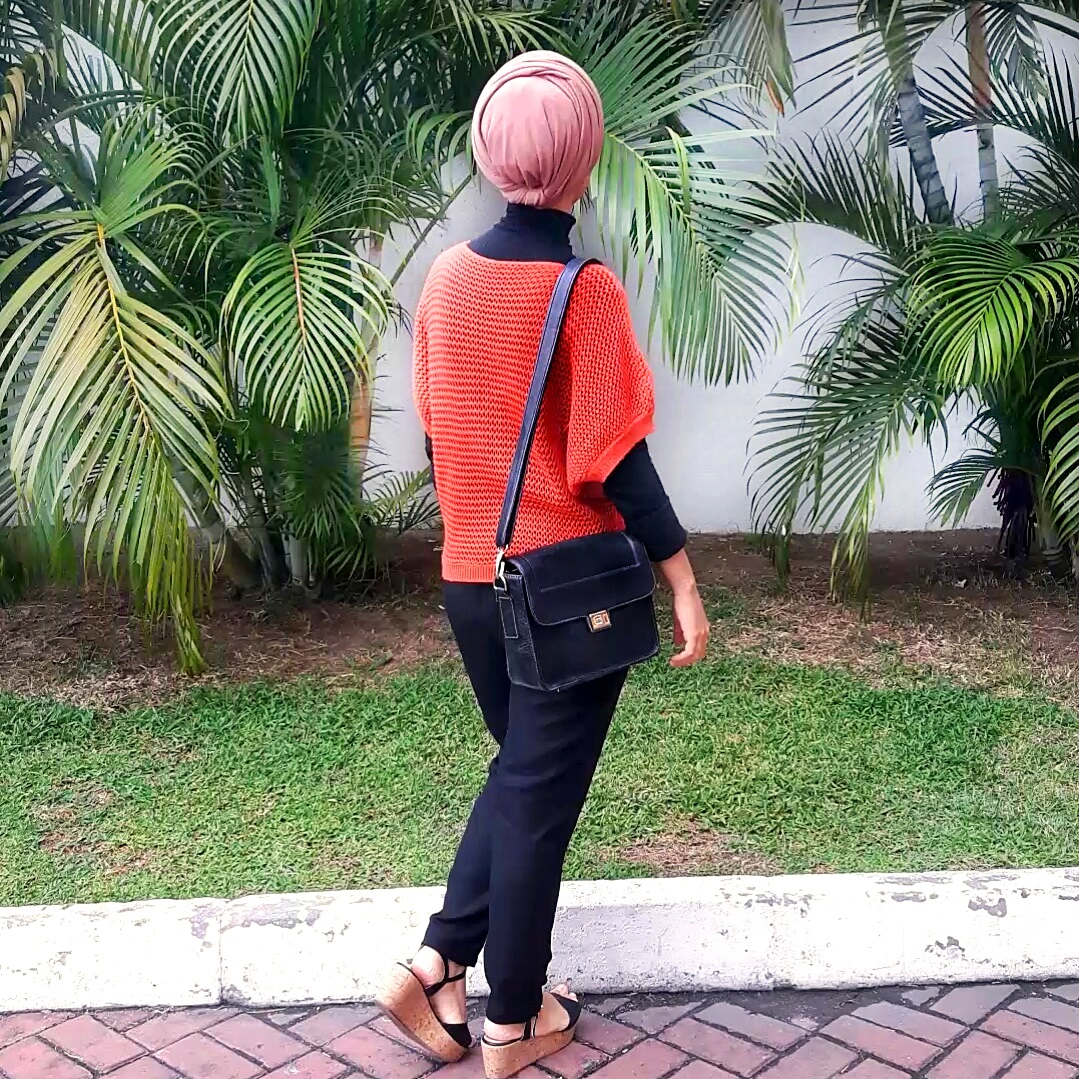 ootd, hijab, turban, modest fashion, moda muçulmana, turbante