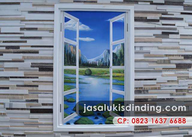 Lukisan Hiasan Dinding Rumah