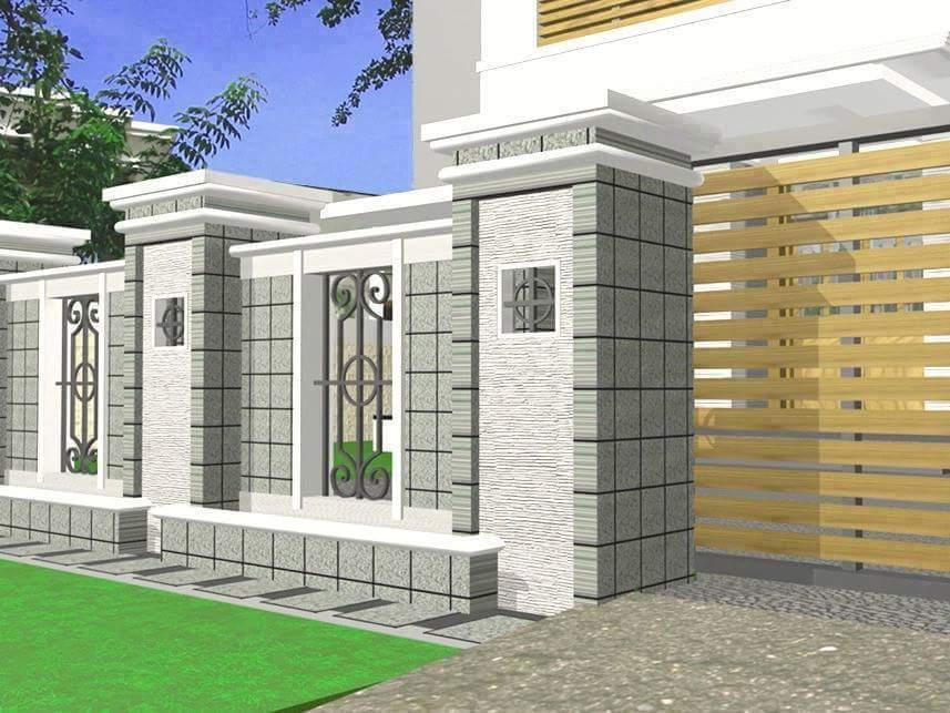 Home Fence Design - talentneeds.com