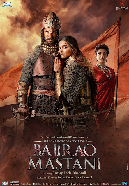 Bajirao Mastani (2015) Full Movie [Hindi-DD5.1] 720p BluRay ESubs Download