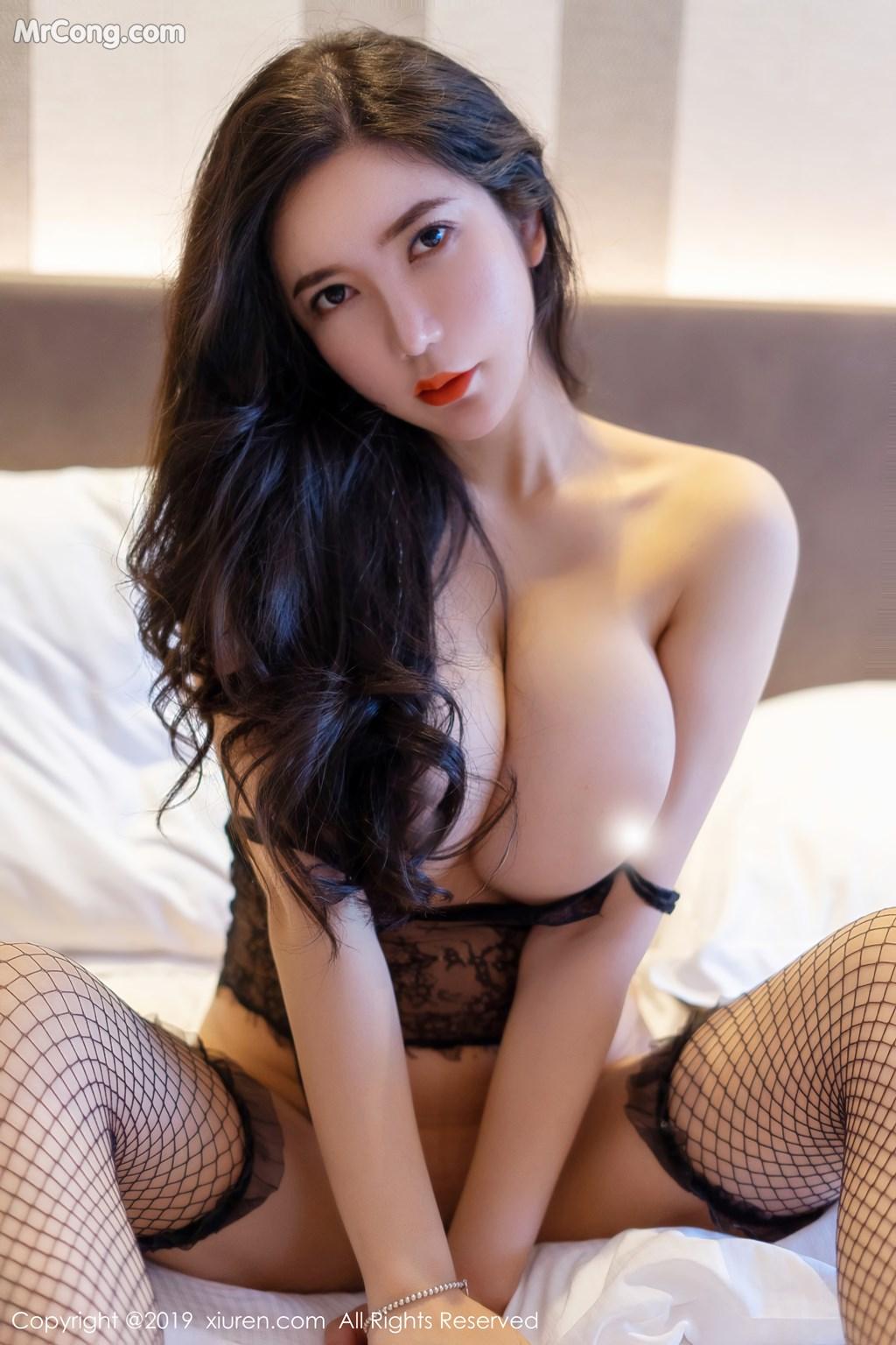 Image XIUREN-No.1325-MrCong.com-009 in post XIUREN No.1325: 心妍小公主 (46 ảnh)