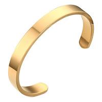 gold bracelet, bracelet, stainless bracelet