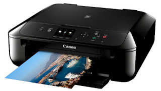 Canon PIXMA MG5750 Review and Download Drivers