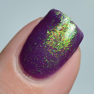 color shifting nail art powder