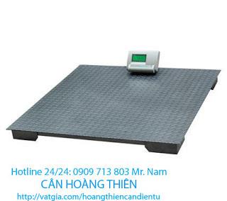 cân sàn yaohua 20 tấn chính hãng