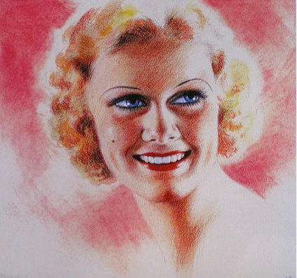 Maybelline Model Jean Harlow click picture to purchase