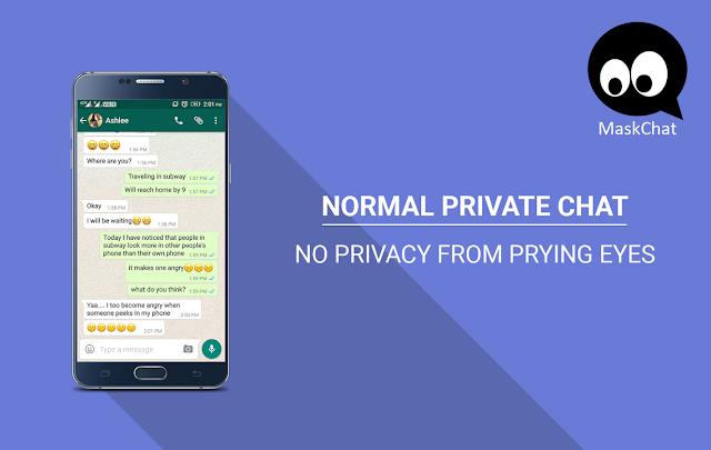 تعرف على هذا التطبيق الرائع الذي يمنع أي شخص بالتجسس على رسائك