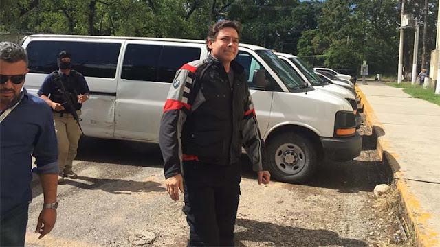 Capturan al ex-gobernador de Tamaulipas Eugenio Hernández quien hizo negocios con Los Zetas y el CDG