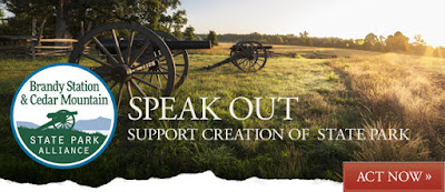 Support a Battlefield Park in Culpeper, Virginia!