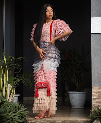 Toke Makinwa fashion and style looks